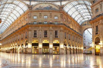Geneve to Milan