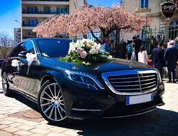 Wedding private driver