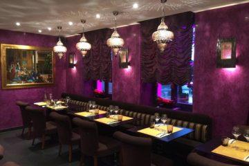 Morjana restaurant divonne